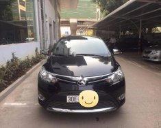 Cần bán lại xe Toyota Vios 1.5E sản xuất 2016, màu đen số sàn giá 497 triệu tại Hà Nội