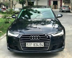 Bán Audi A6 1.8Turbo năm 2016, màu đen, nhập khẩu giá 1 tỷ 850 tr tại Tp.HCM