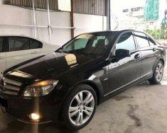 Cần bán gấp Mercedes C200 sản xuất 2010, màu đen giá 475 triệu tại Tp.HCM