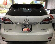 Cần bán lại xe Lexus RX 350 AWD sản xuất 2015, màu trắng, xe nhập như mới giá 2 tỷ 880 tr tại Hà Nội