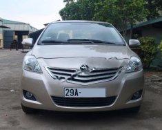 Bán Toyota Vios 1.5MT sản xuất 2010, màu vàng, giá chỉ 279 triệu giá 279 triệu tại Hà Nội