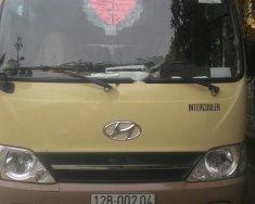 Cần bán Hyundai County 3.9L sản xuất năm 2015, hai màu chính chủ giá 870 triệu tại Lạng Sơn