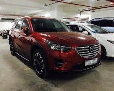 Cần bán lại xe Mazda CX 5 sản xuất năm 2017, màu đỏ xe gia đình, giá chỉ 838 triệu giá 838 triệu tại Hà Nội