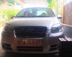 Cần bán lại xe Daewoo Gentra SX 1.5 MT đời 2008, màu bạc xe gia đình, giá tốt giá 162 triệu tại Đồng Nai