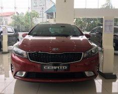 Bán Kia Cerato 1.6 AT sản xuất 2018, màu đỏ giá 589 triệu tại Phú Thọ