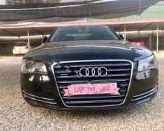 Cần bán Audi A8 4.2 đời 2010, màu đen, xe nhập còn mới giá 1 tỷ 695 tr tại Hà Nội