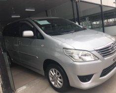 Bán Toyota Innova sản xuất năm 2012, màu bạc xe gia đình, giá 535tr giá 535 triệu tại Hà Nội