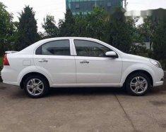 Bán xe Chevrolet Aveo LTZ 2014, màu trắng giá 300 triệu tại Tp.HCM