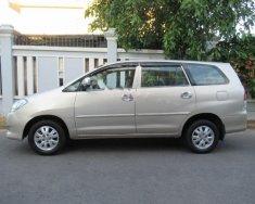 Cần bán Toyota Innova G đời 2010, màu bạc giá cạnh tranh giá 445 triệu tại BR-Vũng Tàu