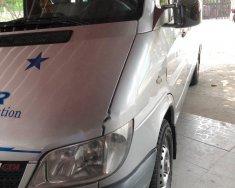Bán ô tô Mercedes Sprinter sản xuất 2008, màu bạc giá 285 triệu tại Tp.HCM