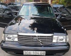 Bán Toyota Crown Royal Saloon 3.0 AT sản xuất năm 1995, màu đen, nhập khẩu số tự động giá 295 triệu tại Bắc Ninh
