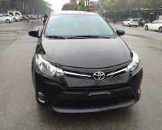 Cần bán gấp Toyota Vios 1.5E CVT sản xuất năm 2018, màu đen như mới, giá 570tr giá 570 triệu tại Hà Nội