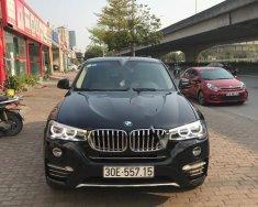 Bán xe BMW X4 2.0 sản xuất năm 2016, màu đen, nhập khẩu nguyên chiếc giá 2 tỷ 450 tr tại Hà Nội