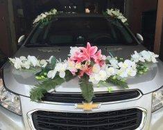 Bán Chevrolet Cruze LT 1.6 MT sản xuất 2016, màu bạc, giá 500tr giá 500 triệu tại Tp.HCM