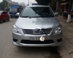 Cần bán lại xe Toyota Innova E đời 2013, màu bạc xe gia đình, giá chỉ 578 triệu giá 578 triệu tại Hà Nội