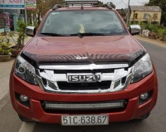 Bán xe Isuzu Dmax LS 2.5 4x4 MT đời 2015, màu đỏ, xe nhập số sàn, giá chỉ 515 triệu giá 515 triệu tại Gia Lai