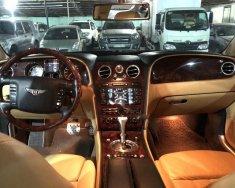 Bán xe Bentley Continental Flying Spur đời 2007, màu đen, xe nhập giá 2 tỷ 350 tr tại Tp.HCM