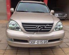 Chính chủ bán gấp Lexus GX 470 sản xuất 2008, nhập khẩu giá 1 tỷ 620 tr tại Bắc Ninh