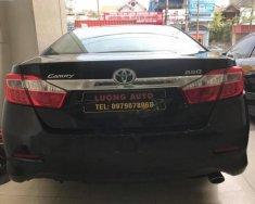 Bán xe Toyota Camry 2.5Q đời 2013, màu đen giá 855 triệu tại Hải Phòng