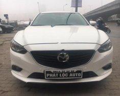 Bán xe Mazda 6 2.5 AT năm 2015, màu trắng còn mới giá 815 triệu tại Hà Nội
