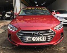 Bán xe Hyundai Elantra 1.6 AT đời 2017, màu đỏ giá 635 triệu tại Hà Nội