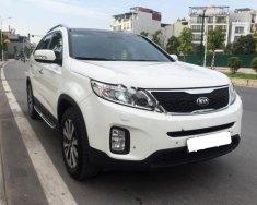 Bán xe Kia Sorento DATH 2.2L 2014, màu trắng đã đi 30000km giá 799 triệu tại Tp.HCM