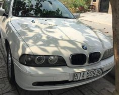 Bán xe BMW 5 Series 525i sản xuất năm 2002, màu trắng, nhập khẩu giá 255 triệu tại Tp.HCM