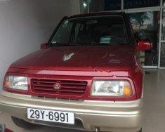 Bán ô tô Suzuki Vitara JLX năm 2005, màu đỏ, nhập khẩu giá 230 triệu tại Hà Nội