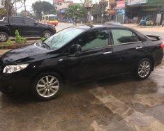 Bán Toyota Corolla Altis 1.8 AT năm sản xuất 2008, màu đen, nhập khẩu Nhật Bản xe gia đình giá 465 triệu tại Hà Nội