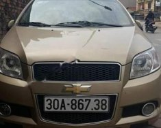 Cần bán xe Chevrolet Aveo sản xuất năm 2015, màu ghi vàng   giá 328 triệu tại Hà Nội