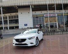 Bán xe Mazda 6 2.5 AT năm sản xuất 2015, màu trắng, 770 triệu giá 770 triệu tại Hà Nội