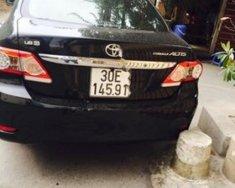 Bán Toyota Corolla Altis đời 2011, màu đen chính chủ, giá tốt giá 570 triệu tại Hà Nội