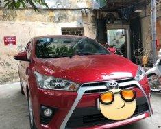Bán ô tô Toyota Yaris sản xuất 2017, màu đỏ, xe nhập như mới, 668 triệu giá 668 triệu tại Hà Nội