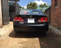 Chính chủ bán Honda Civic đời 2008, màu đen giá 380 triệu tại Gia Lai