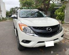 Cần bán Mazda BT 50 năm 2014, màu trắng, giá cạnh tranh giá 520 triệu tại Đà Nẵng