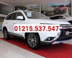 942 triệu | Bán xe Mitsubishi Outlander 2.0 CVT Premium đời 2018, số tự động, màu trắng, nhập nguyên chiếc giá 942 triệu tại Đà Nẵng