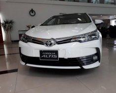 Bán ô tô Toyota Corolla altis 1.8G AT sản xuất 2018, màu trắng giá 753 triệu tại Hà Nội