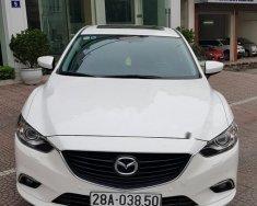 Bán xe Mazda 6 2.5 đời 2016, màu trắng, 830 triệu giá 830 triệu tại Hà Nội