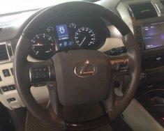 Cần bán lại xe Lexus GX 460 năm 2015, màu đen, xe nhập chính chủ giá 4 tỷ 250 tr tại Hà Nội