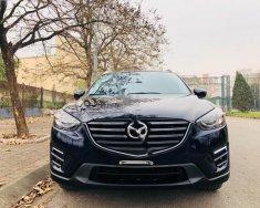 Cần bán xe Mazda CX 5 2.0 AT năm 2017, màu xanh giá 865 triệu tại Hà Nội