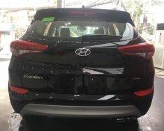 Cần bán xe Hyundai Tucson 1.6 AT Turbo đời 2018, màu đen, giá 892tr giá 892 triệu tại Tp.HCM