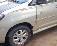Cần bán lại xe Toyota Innova G đời 2006, màu bạc số sàn giá 318 triệu tại Đồng Tháp