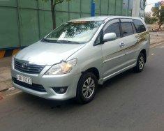 Cần bán xe Toyota Innova J 2008, màu bạc giá 285 triệu tại Tp.HCM
