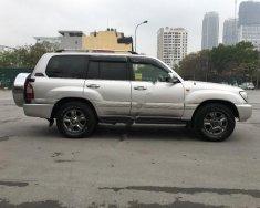 Cần bán gấp Toyota Land Cruiser 2003, màu bạc chính chủ giá 360 triệu tại Hà Nội