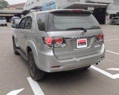 Cần bán Toyota Fortuner 2.5G năm 2016, màu bạc số sàn giá 920 triệu tại Hà Nội