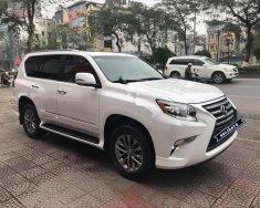 Bán Lexus GX 460 năm sản xuất 2016, màu trắng, nhập khẩu giá 4 tỷ 680 tr tại Hà Nội