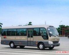 Cần bán xe Hyundai County sản xuất 2017, màu xám giá 1 tỷ 310 tr tại Hà Nội