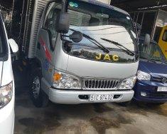Xe tải Jac 2 tấn 4 vào thành phố, trả góp tối đa giá 280 triệu tại Tp.HCM