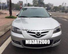 Bán Mazda 3 1.6 AT đời 2009, màu bạc, nhập khẩu giá 405 triệu tại Hà Nội
