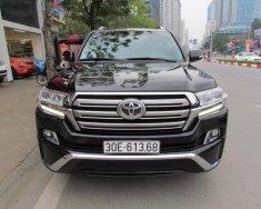 Toyota Land Cruiser 2017 màu đen giá Giá thỏa thuận tại Hà Nội